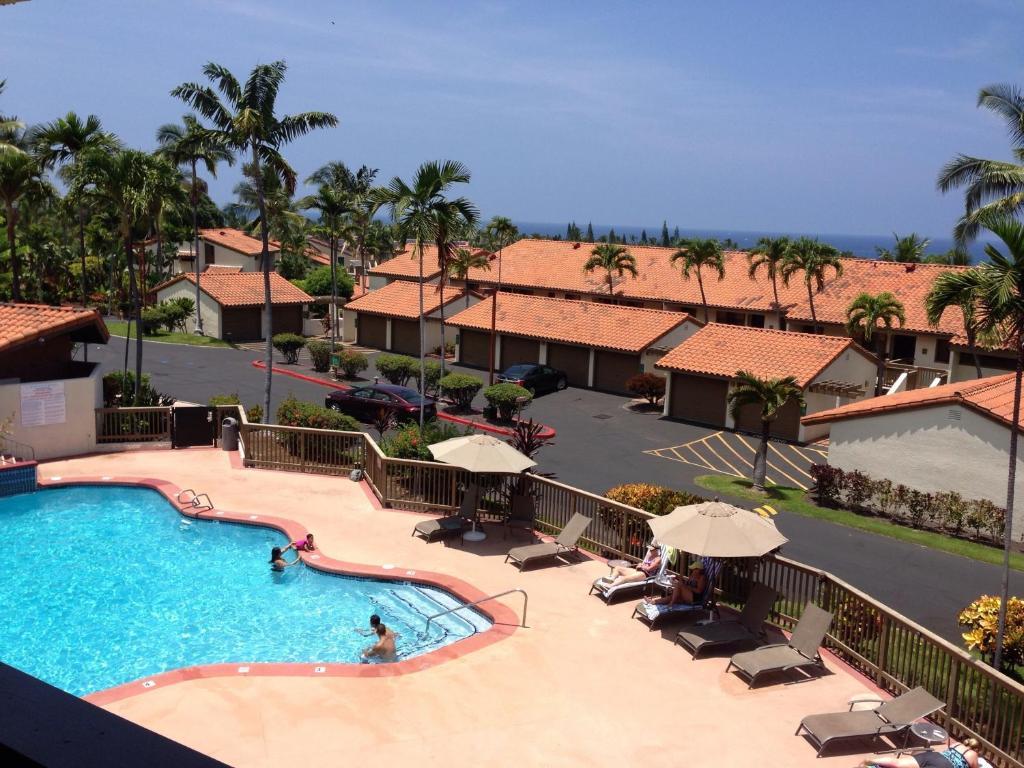 Kona Coast Resorts at Keauhou Garde KailuaKona HI