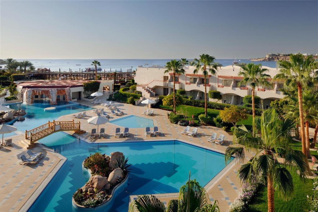 Роскошный отель 5* в самом сердце Шарм-Эль-Шейха! Египет!