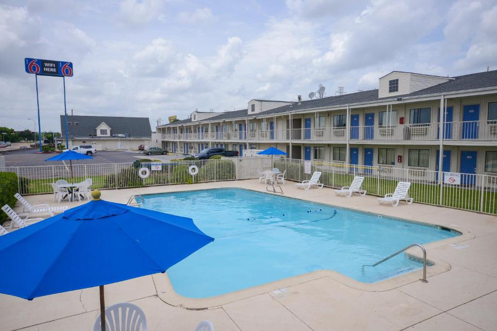 Motel Houston Nasa Webster TX Bookingcom - Motel 6 locations map us