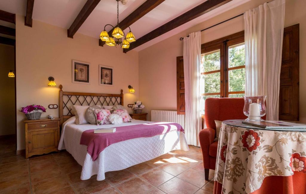 boutique hotels in villaverde de guadalimar  10