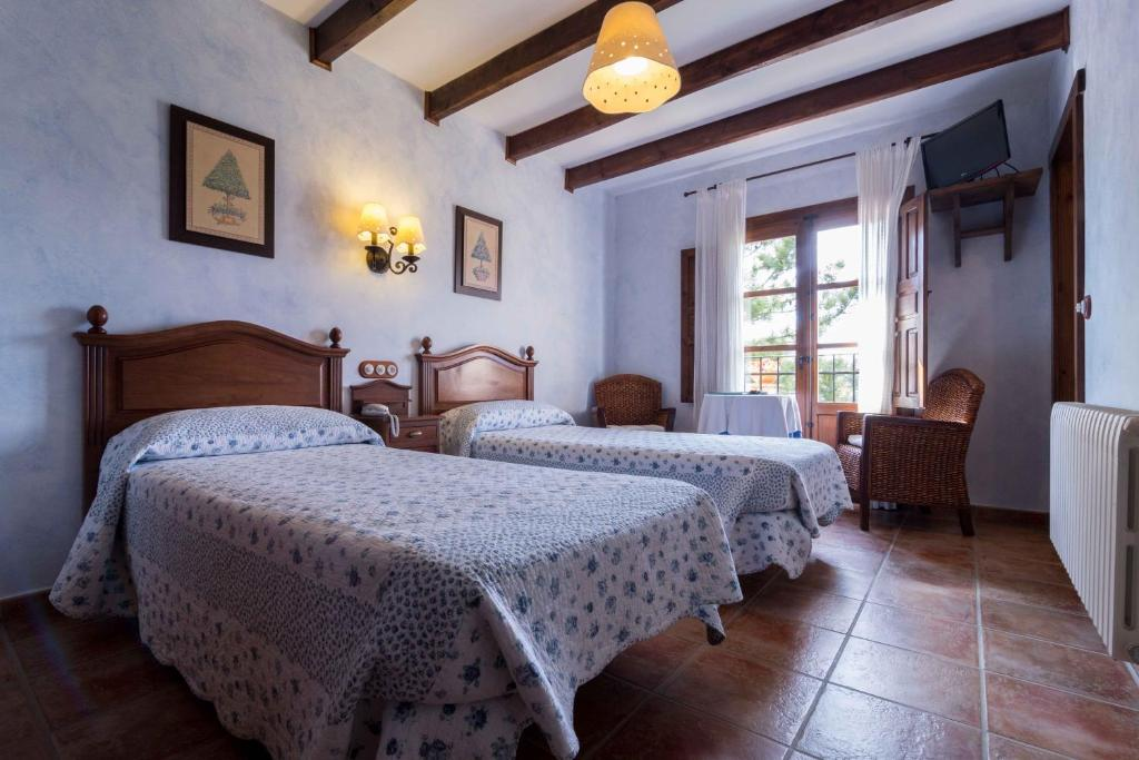 boutique hotels in villaverde de guadalimar  12