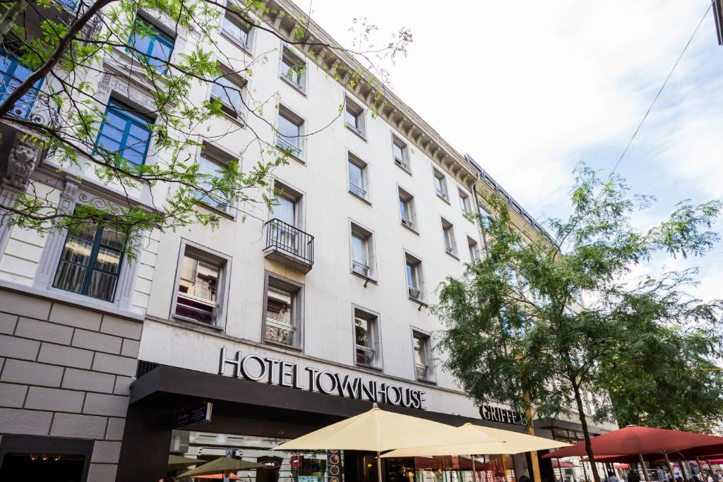 Townhouse Boutique Hotel Zurich Switzerland Bookingcom