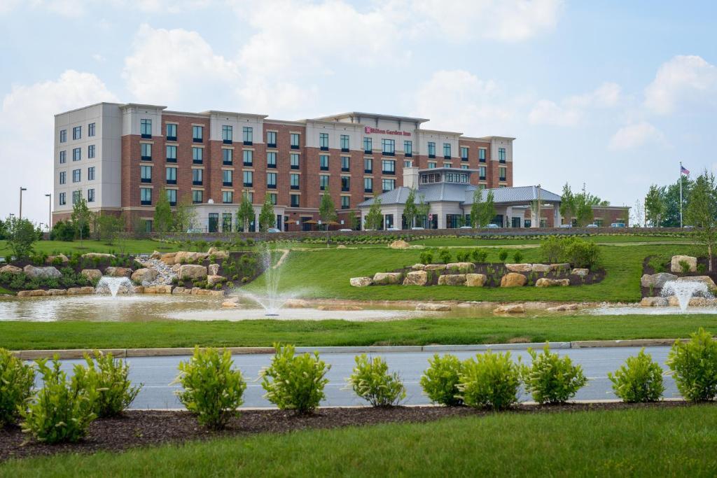 Hilton Garden Inn Exton Hotel Pa Booking Com