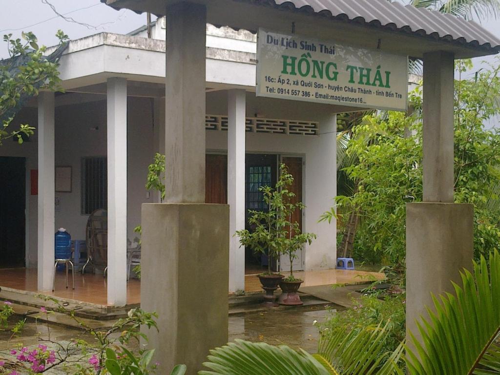 Hong Thai Homestay Ben Tre Vietnam Bookingcom
