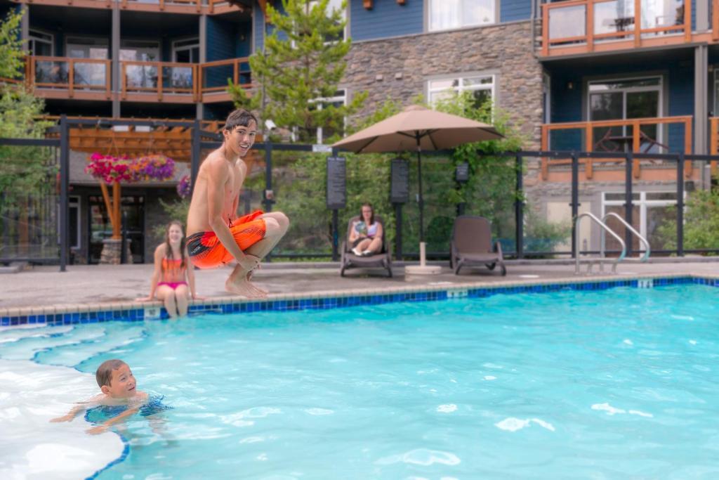 Blackstone Mountain Lodge by CLIQUE (Kanada Canmore) - Booking.com