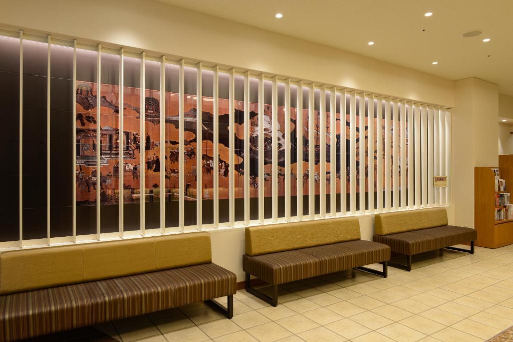 ポイント3.豊富な館内設備で心安らぐホテル時間