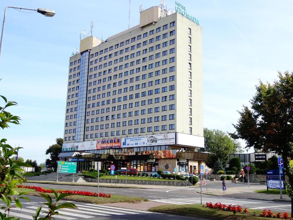 Hotel Gromada Pila Piła Poland Bookingcom