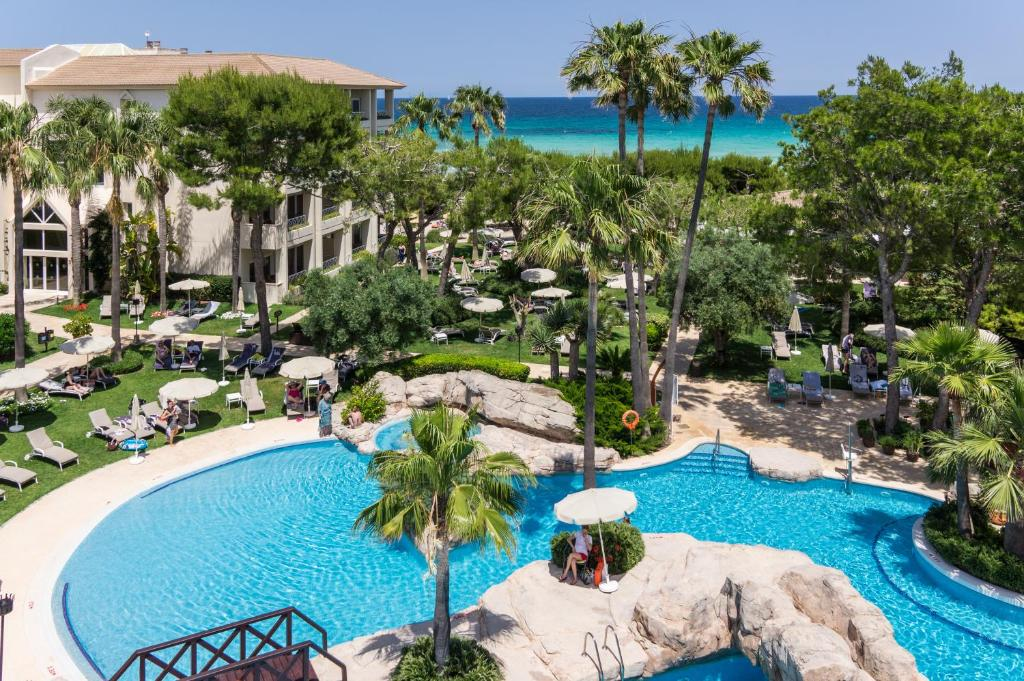 A view of the pool at Grupotel Parc Natural & Spa or nearby