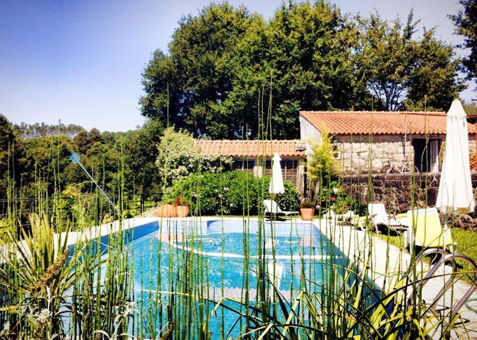 Casa de campo cottage casa da cal paredes de coura - Hoteles casa de campo madrid ...