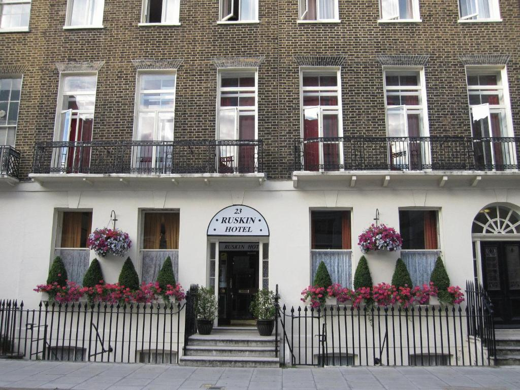 Bed And Breakfast Near Russell Square London