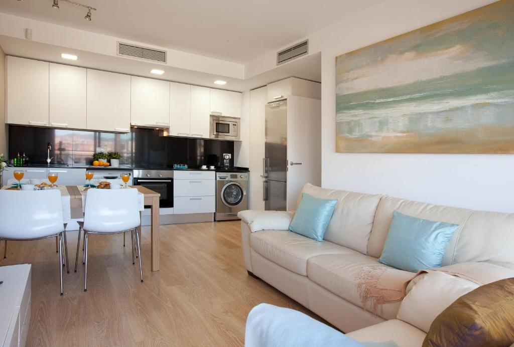 Apartments In Santa Coloma De Gramanet Catalonia