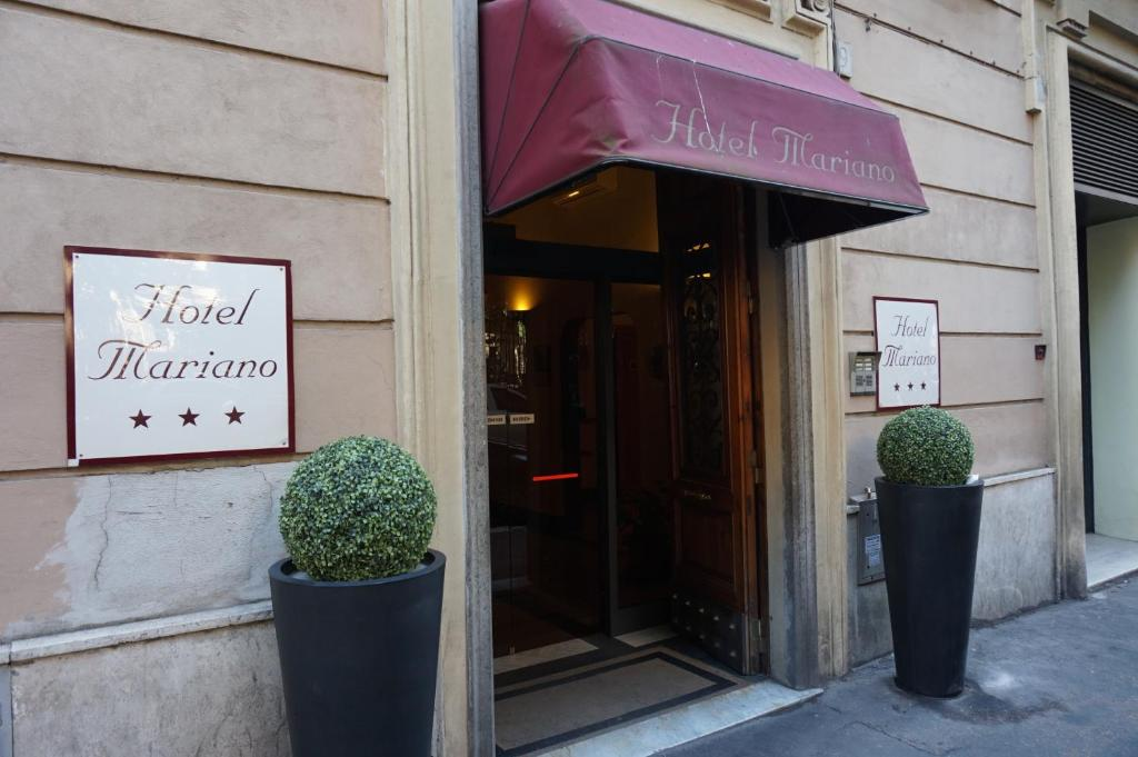 Hotel mariano rome italy for Hotel roma booking