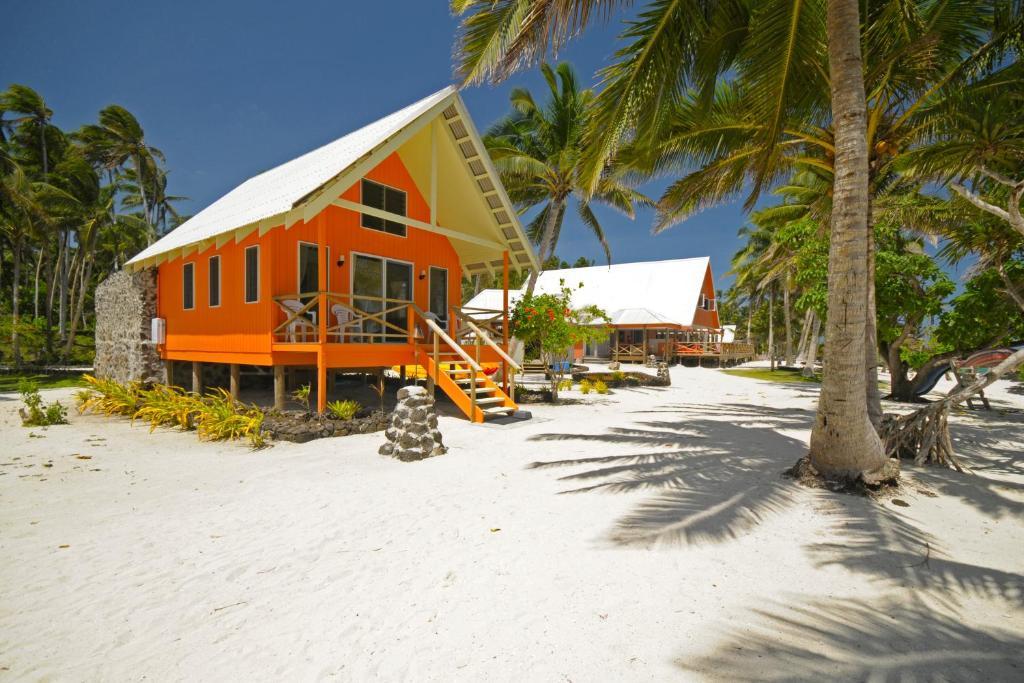 SaMoana Beach Bungalows Salamumu Samoa Bookingcom