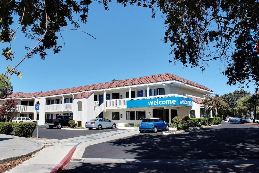 Motel 6 Paso Robles Reserve Now Gallery Image Of This Property