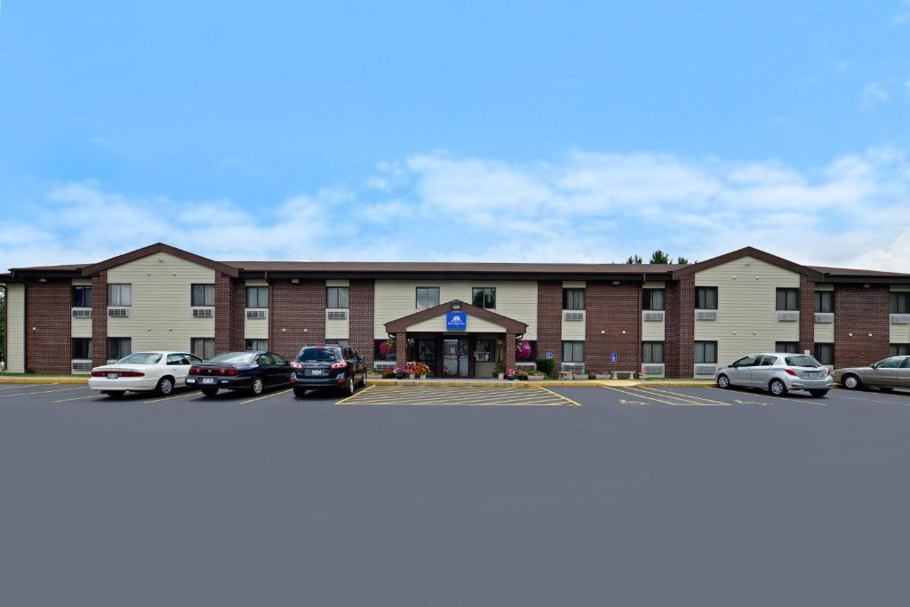 Americas Best Value Inn Wisconsin Rapids Reserve Now Gallery Image Of This Property