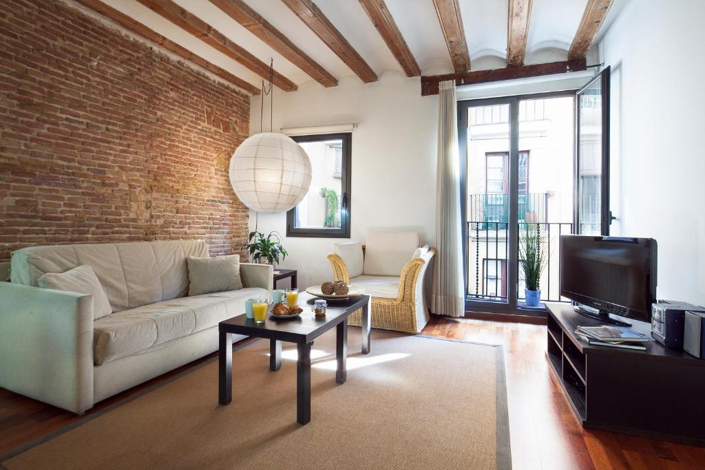 Gallery Image Of This Property Apartment Inside BCN Esparteria  Barcelona Spain Booking Com