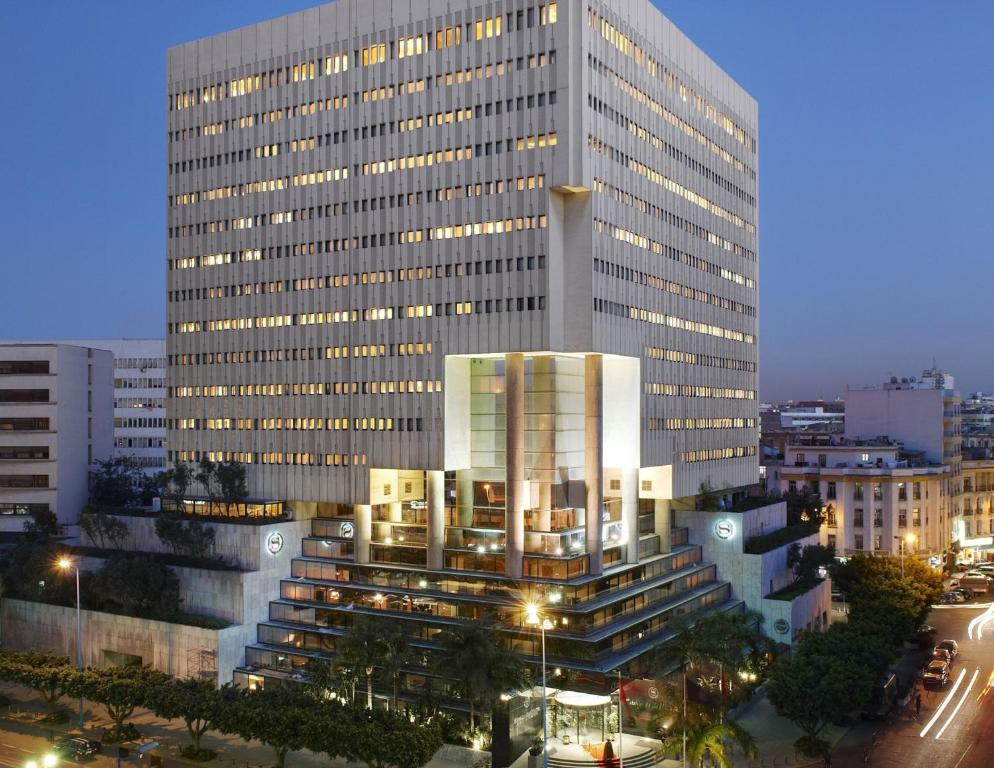 Casablanca Hotel Reviews