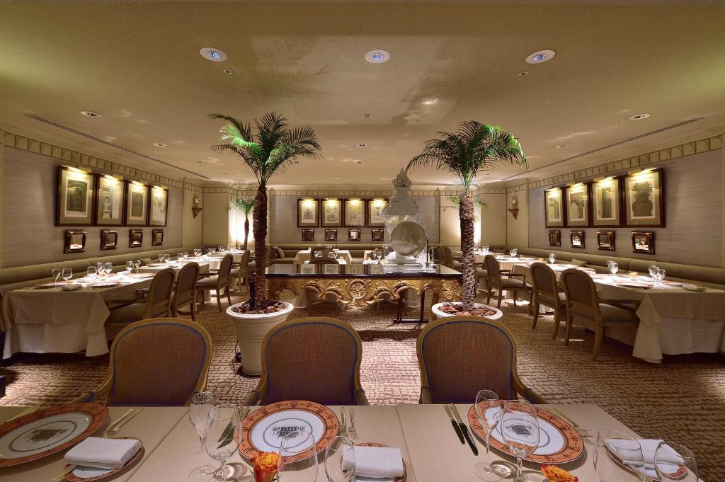 ポイント1.海外のような雰囲気のレストラン