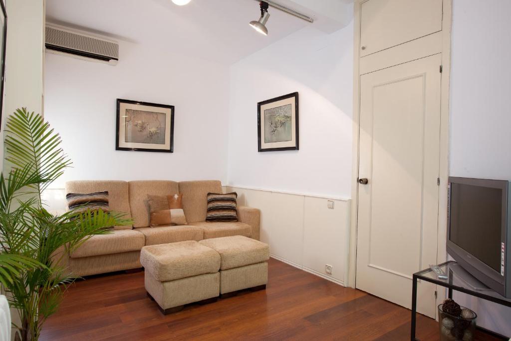 Bonita foto de Akira Flats Sant Pau apartments