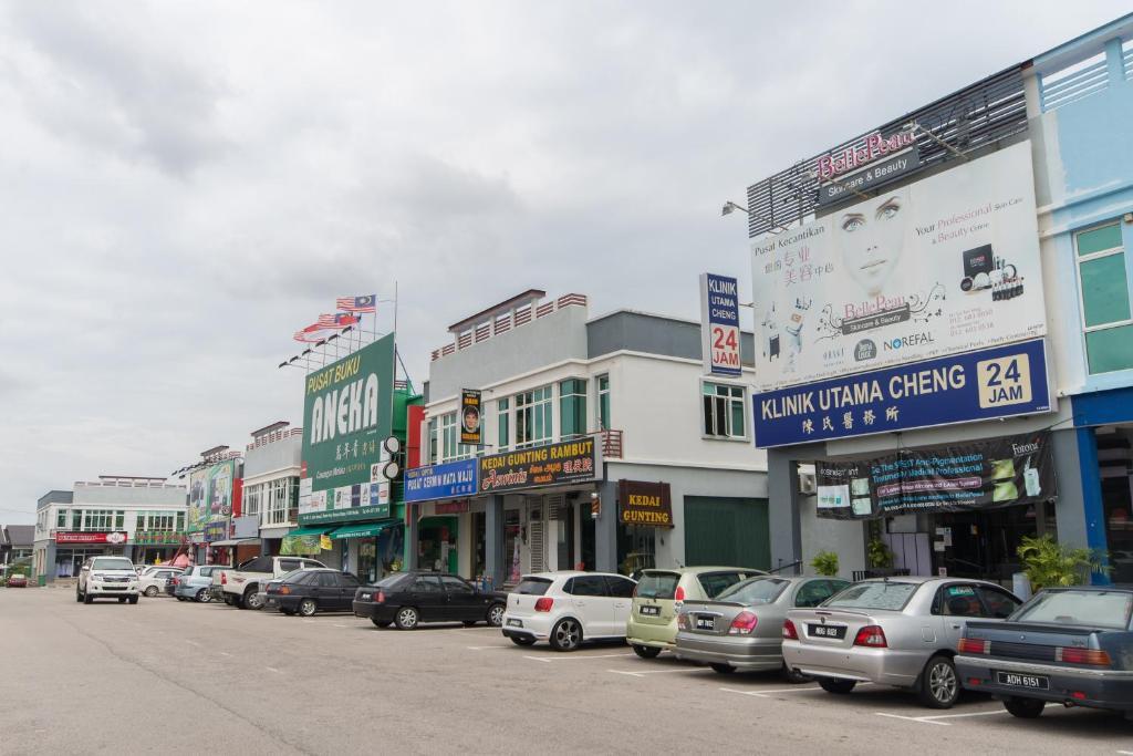Sandy Hotel Malacca Malaysia