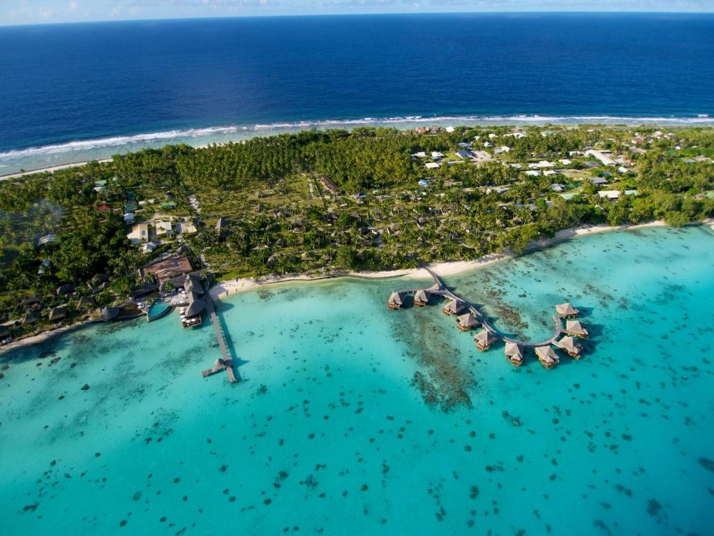 hotel kia ora resort & spa (französisch-polynesien avatoru