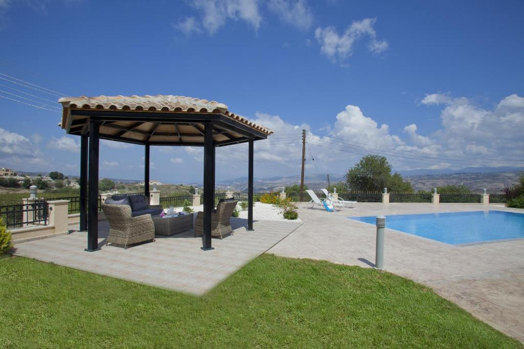 Stella Villa Stroumbi Cyprus Booking Com