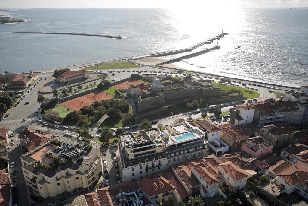 Vista aerea di Hotel Boa - Vista