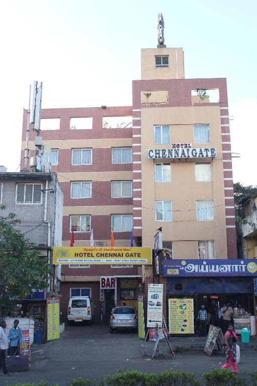 Hotel Chennai Gate Updated 2018 Prices