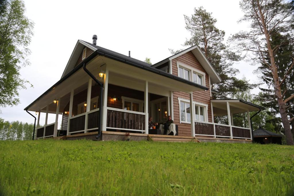 Villa Haapaniemi Iisalmi Finland Bookingcom