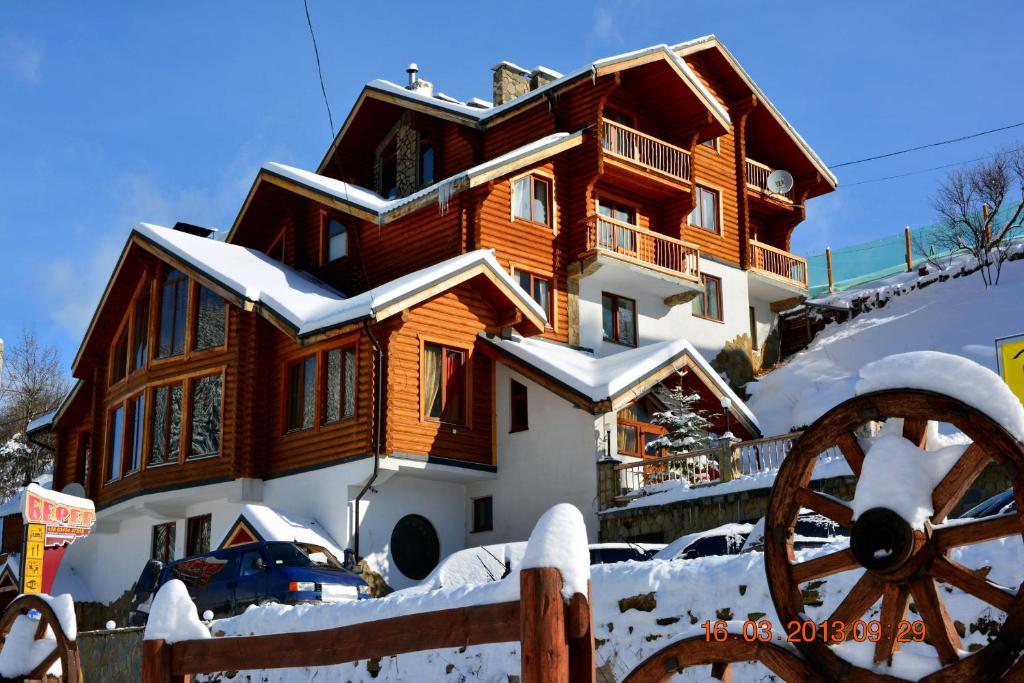 0d8b936a974a Hotel Bereg, Bukovel, Ukraine - Booking.com