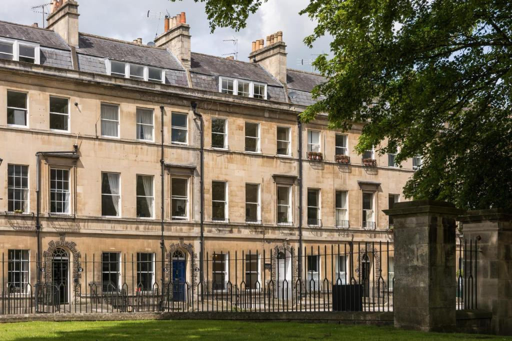 Jane Austen's Luxury Apartments, Bath, UK - Booking.com