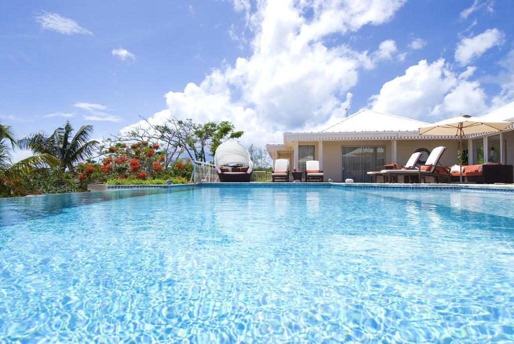 Villa Jardin Creole (St-Martin Baie Longue) - Booking.com