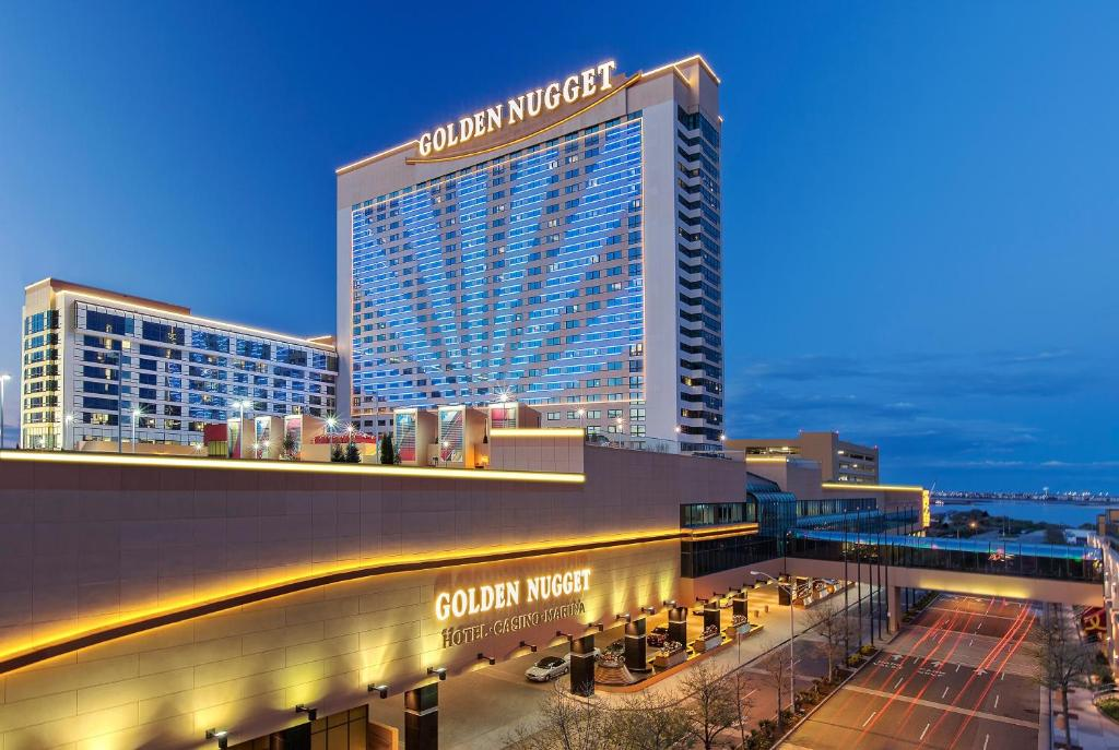Golden Nugget Hotel, Atlantic City, NJ