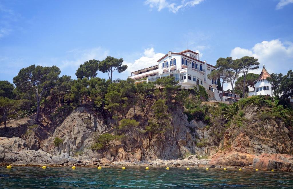 Hotel Sant Roc Calella De Palafrugell Spain Booking Com