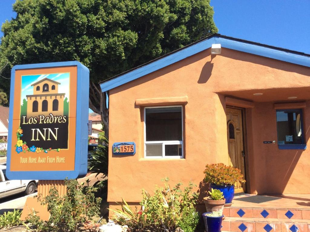 The Los Padres Inn.