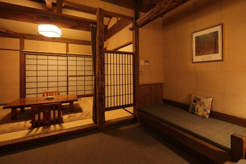 ポイント2.趣向を凝らした11室のお部屋