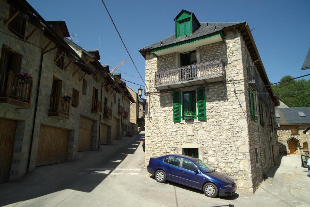 Apartments In Sandiniés Aragon