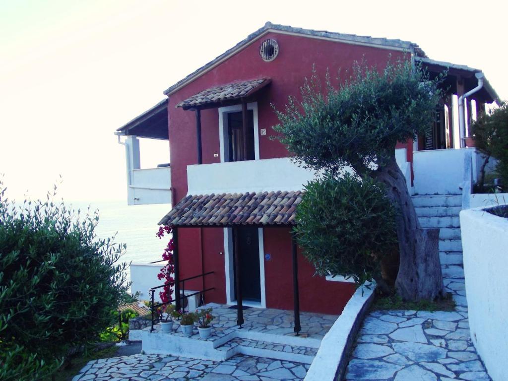 Το Adriatic View Villa τον χειμώνα