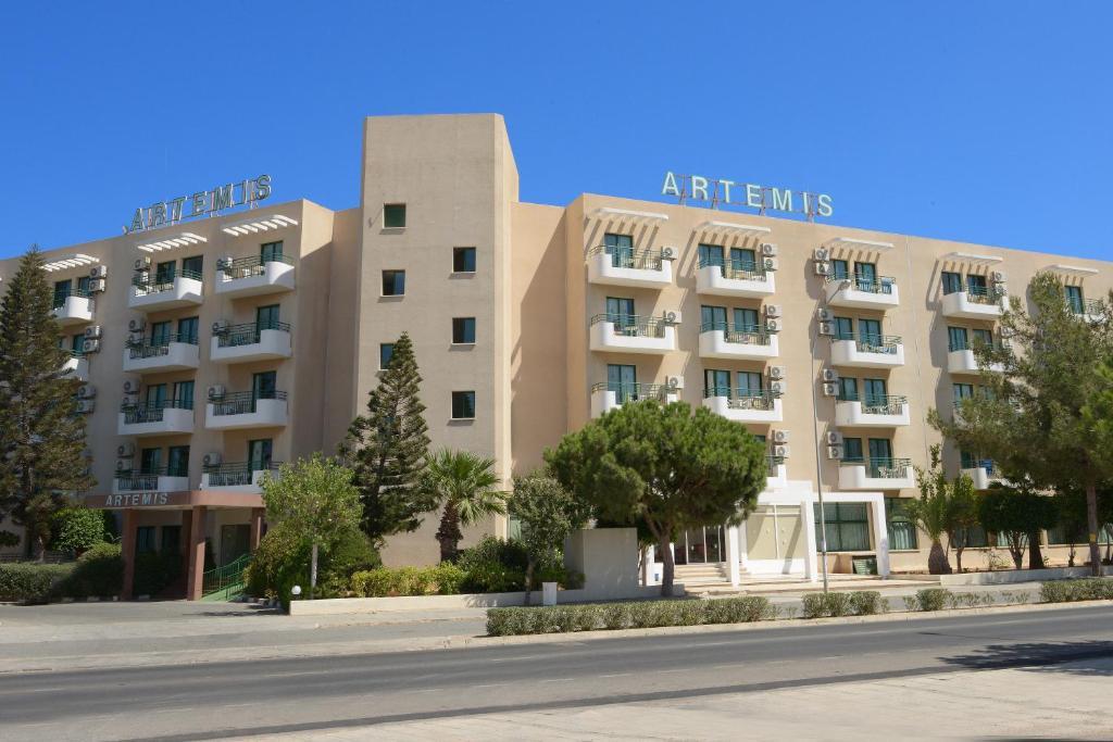 Artemis Hotel Apartments  Protaras  Cyprus