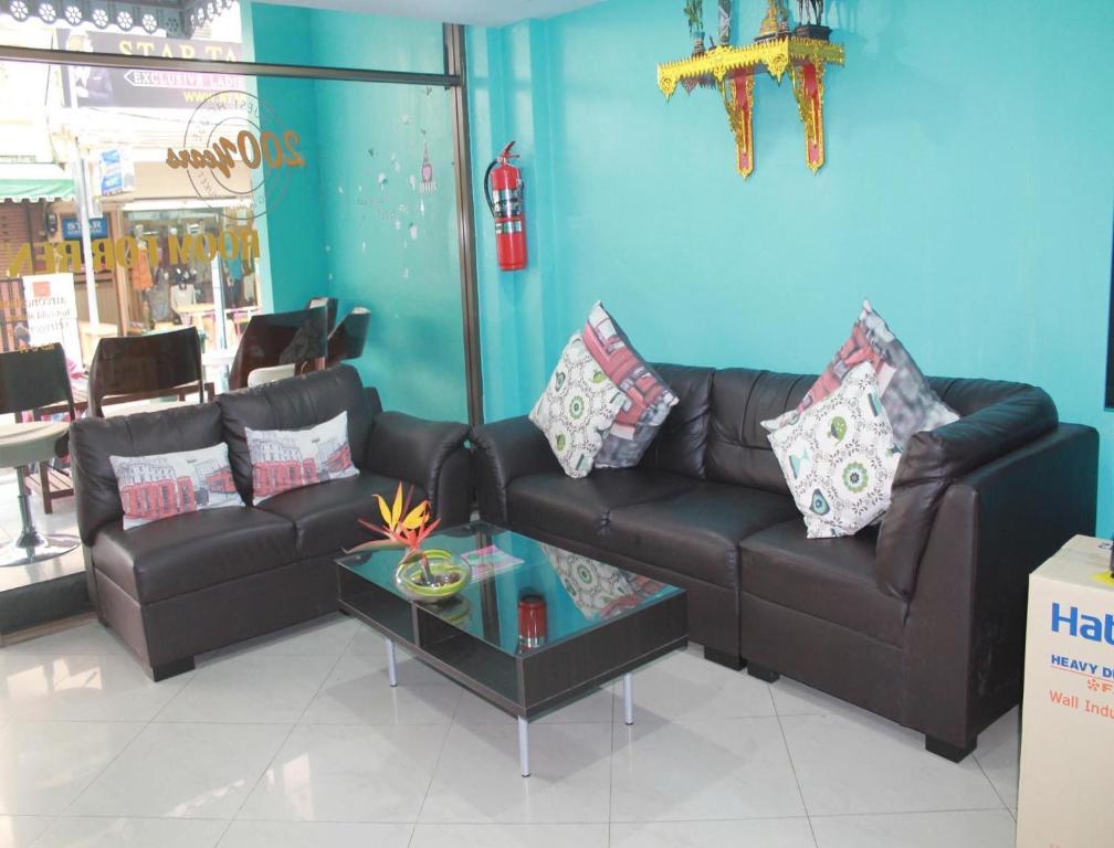 Rayaan Guest House Phuket Patong Beach Thailand