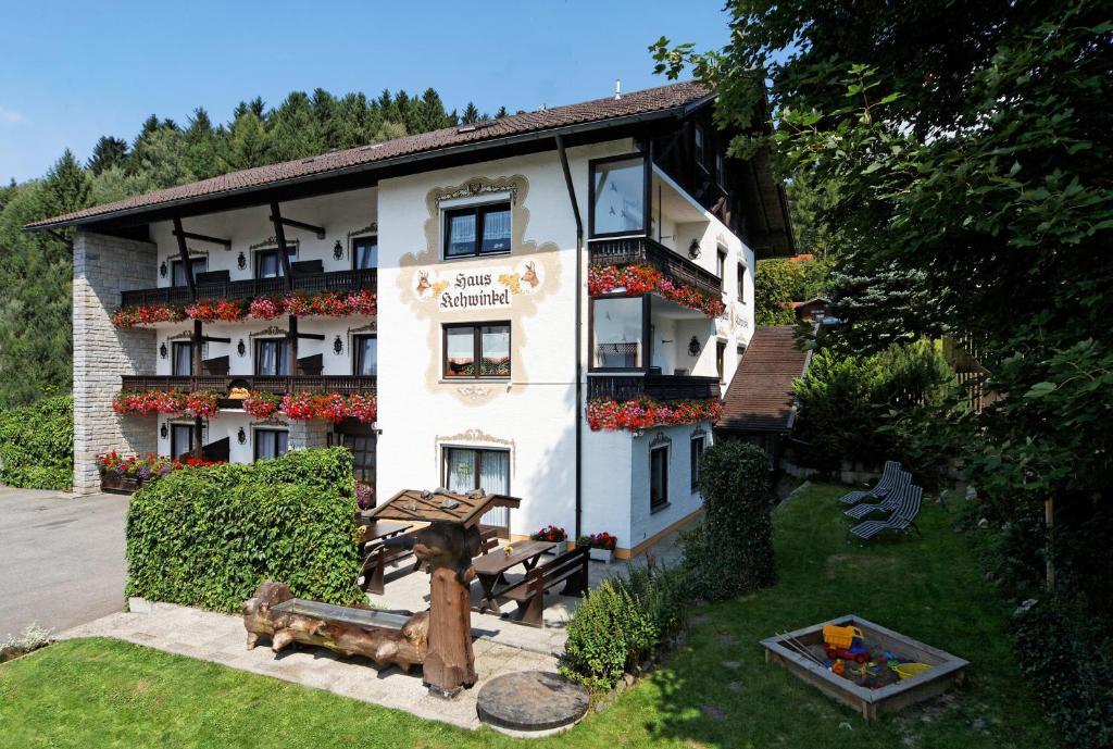 Pension Rehwinkel Deutschland Bodenmais Booking Com
