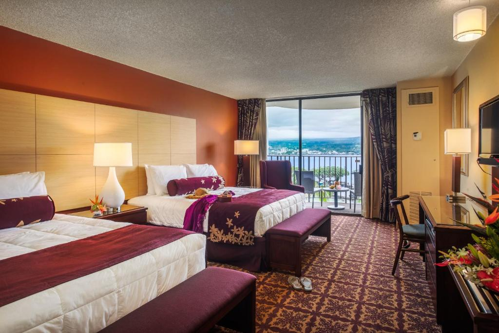 Castle Hilo Hawaiian Hotel USA Deals