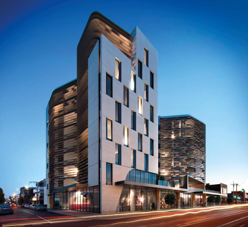 Melbourne Apartments: Condo Hotel AKOM Prahran, Melbourne, Australia