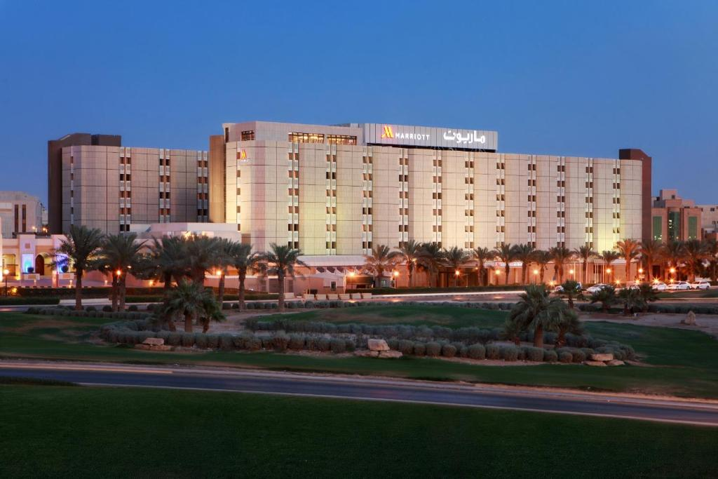 Riyadh Marriott Hotel Saudi Arabia Booking Com