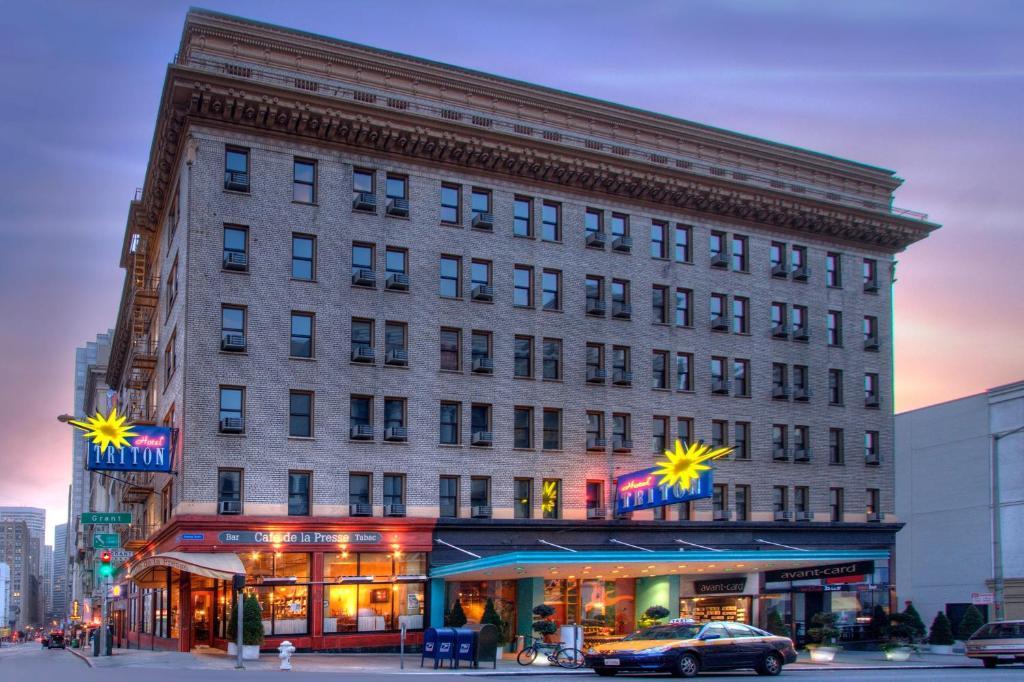 Hotel Triton San Francisco CA  Bookingcom