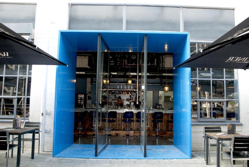 Blue Collar Hotel
