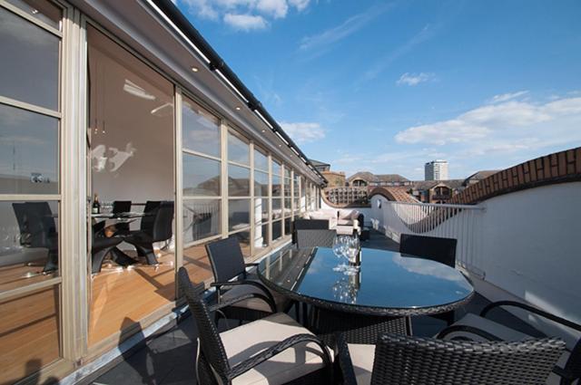 Penthouse Apartment London Bridge UK Bookingcom