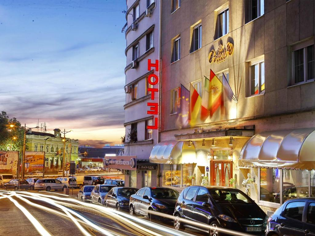 hotel queen 39 s astoria design belgrade serbia