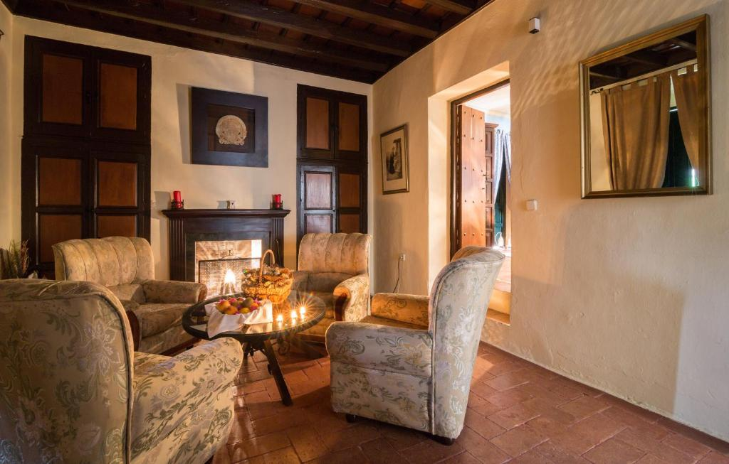 boutique hotels in arcos de la frontera  13
