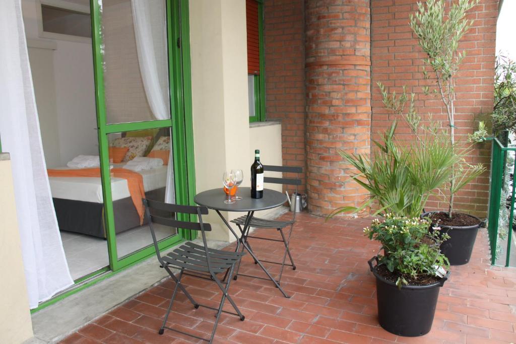 Apartment Terrazze Fiorite, Bergamo, Italy - Booking.com